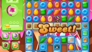 Candy Crush Jelly Saga Level 615 - NO BOOSTERS