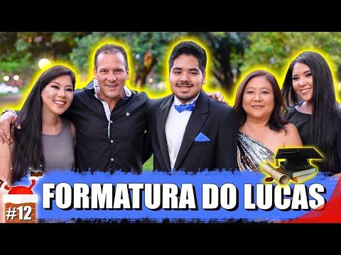 FORMATURA DO LUCAS #EspecialNatal | Blog das irmãs