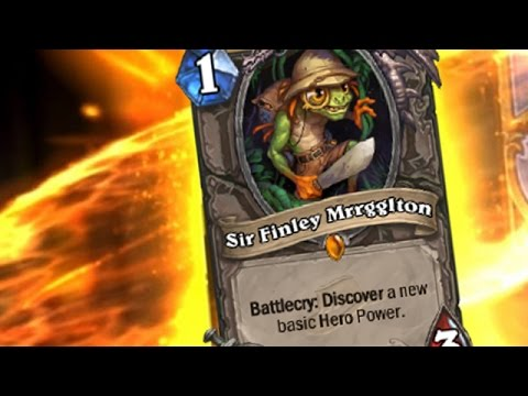 Hearthstone Fun Decks: Murlegendary 4.0