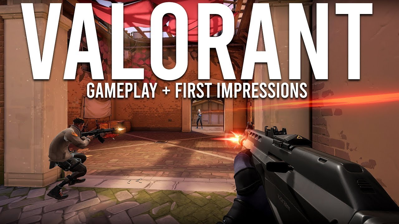 Valorant Gameplay and First Impressions
