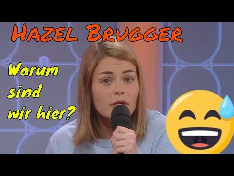 Hazel Brugger - Warum sind wir hier | Best Comedy & Satire