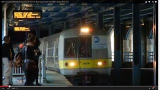 MTA Long Island Rail Road City Terminal Zone Far Rockaway Bound Set of M3