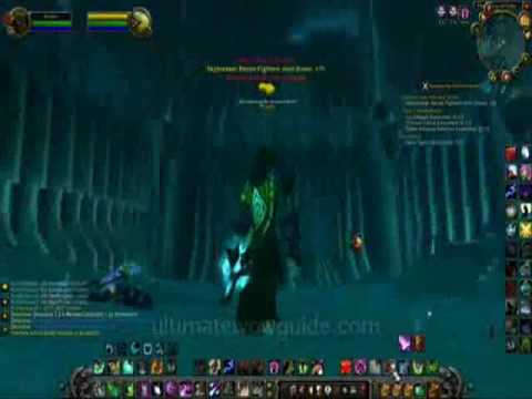 Dugi Ultimate World of Warcraft guide 1 - 80 levelling quest view