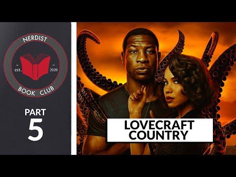 Nerdist Book Club - Lovecraft Country Part 5