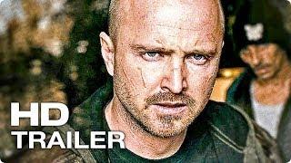 EL CAMINO׃ ВО ВСЕ ТЯЖКИЕ. ФИЛЬМ Русский Трейлер #1 (2019) Аарон Пол Netflix Movie HD