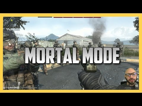 Mortal Mode - Ready, Aim, ...Aim Some More.