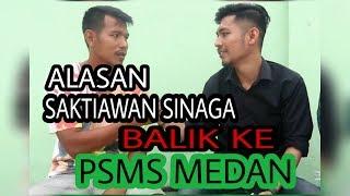 Download Video Ngobrol Santai | SAKTIAWAN SINAGA BALIK KE PSMS MEDAN KARENA FAKTOR ANAK!!! (?) MP3 3GP MP4