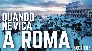 Baixar QUANDO NEVICA A ROMA - Le Coliche