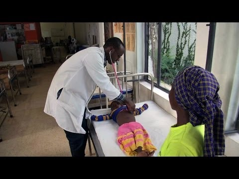 Rwanda rebuilds after genocide with focus on health care