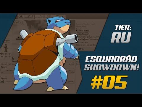 Esquadrão Showdown #05 SharK & Paleari | Smogon RU