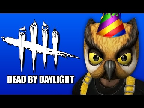 HAPPY BIRTHDAY VANOSS! | Dead by Daylight (ft. Vanoss, H2O Delirious, Ohm & Cartoonz)