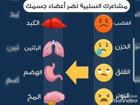 معلومات صحية مفيدة للجسم