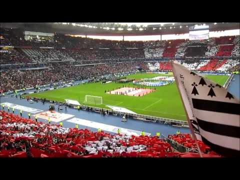 Finale Coupe de France 2014 TEASER - Guingamp 2 // 0 Rennes.