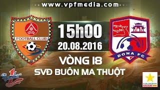 Dak Lak vs Dong Nai FC full match