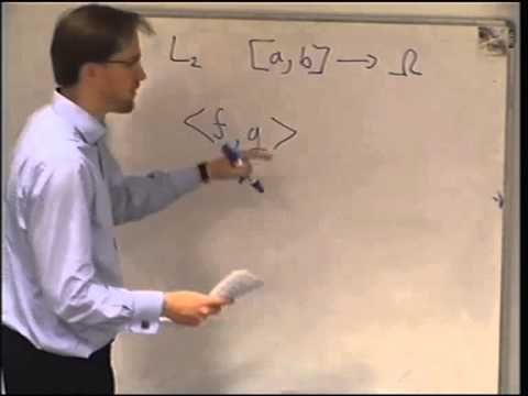 Finite element method course lecture -1: function spaces