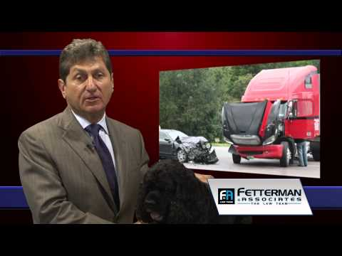 18 Wheeler Truck Accident Attorneys Florida - Fetterman & Associates, PA