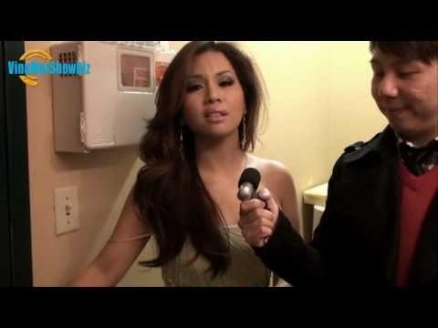 Vinashowbiz interviews singer Minh Tuyet