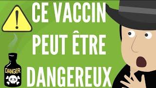 Maintenant, L' Agence Européenne Des Médicaments Alerte Sur Ce Vaccin