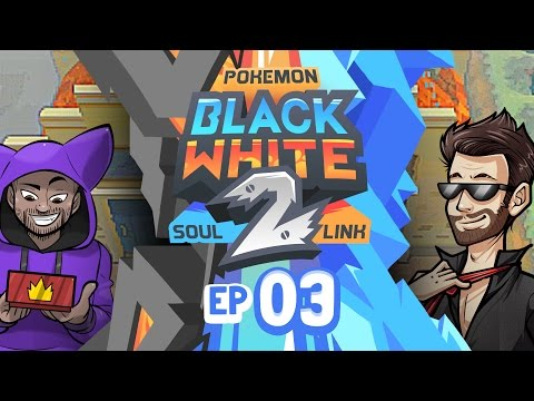 "Pokémon Black 2 & White 2 Soul Link Randomized Nuzlocke w/ ShadyPenguinn! - Ep 3 ""ALDER RETURNS!!"""