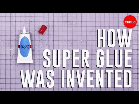 Video image: How super glue was invented   Moments of Vision 8 - Jessica Oreck