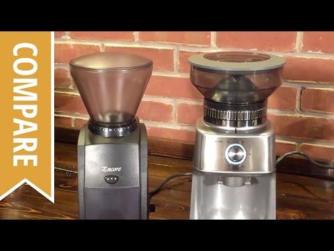 Compare: Breville Dose Control Pro and Baratza Encore Coffee Grinder