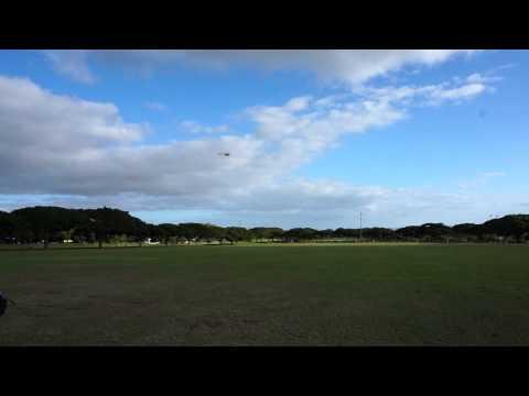 GAUI X3 Flying at Patsy Mink Park 1 - Ringo Javier