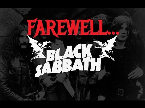 Farewell BLACK SABBATH
