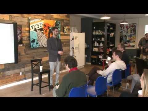 Weekly Startup Meetup:Bob Cirino, @TheBiocharCompany @Dive