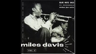 Miles Davis - Volume 2 (1953) - [Smooth Jazz Album]