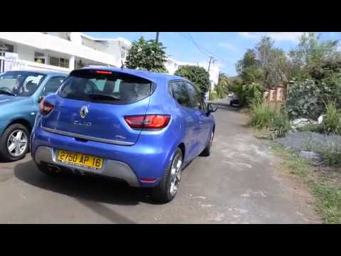 renault clio 4 gt 1 2 tce 120hp youtube. Black Bedroom Furniture Sets. Home Design Ideas