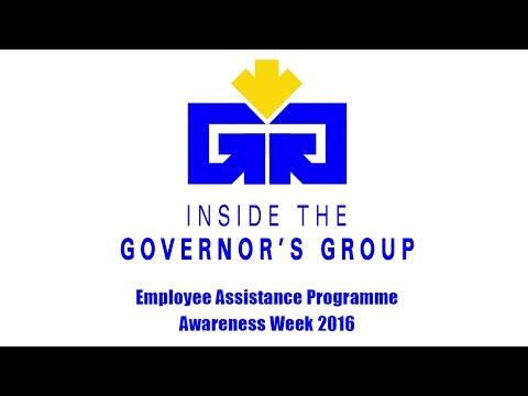 Inside the Governor's Group - Employee Assistance Programme Awareness Week 2016