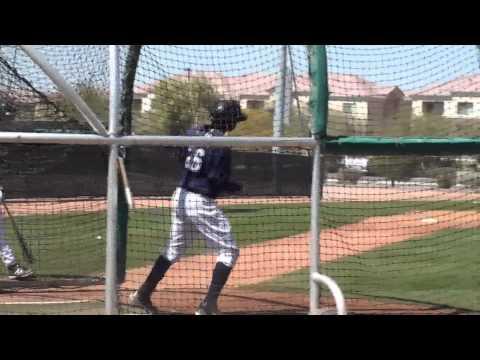 Duanel Jones - San Diego Padres - 3B