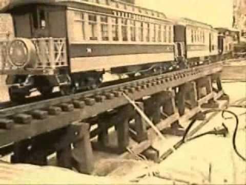 1st Garden RailRoad movie