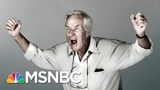 TV's Chuck Todd Advertises Safe Haven For Retiring Senators | MTP Daily | MSNBC
