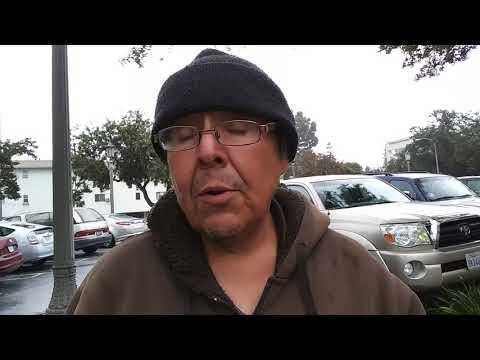 Homeless In Pasadena PT 234 I'm Living The Life