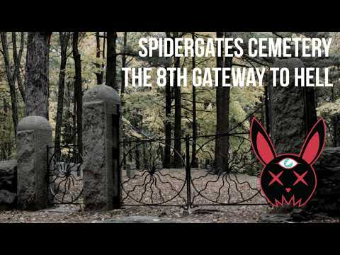 A Trio Of Terrifying Towns Part 2: Spiderweb Cemetary