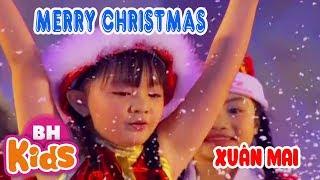 XUÂN MAI ♫ Merry Christmas & Happy New Year | Nhạc Thiếu Nhi Xuân Mai Hay Nhất