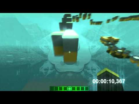 Minecraft Sprint Parkur #5