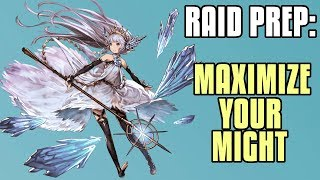 Dragalia Lost: Best Ways To Maximize Your Might!