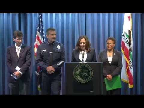 AG Harris Launches First Of-its-Kind Criminal Justice Open Data Initiative