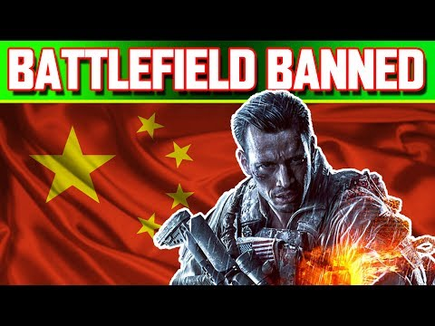 Battlefield 4 Banned in China