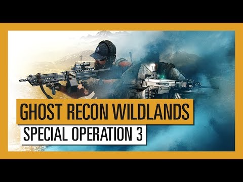 Ghost Recon Wildlands - Special Operation 3: Ghost Recon Future Soldier [DE]