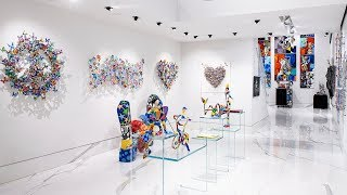 Eden Fine Art Contemporary and Modern Art Gallery in Madison Avenue New York City