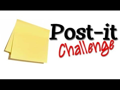 [BOOKS] Post-it challenge GUEST STAR Ptitelfe