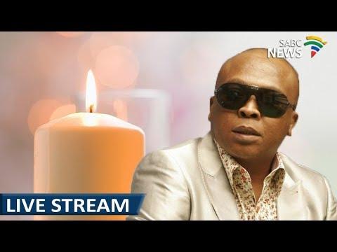 Robbie Malinga's Funeral Service, 2 January 2018