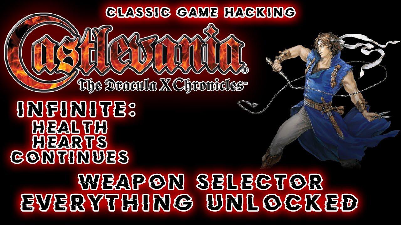 PSP Castlevania: Dracula X