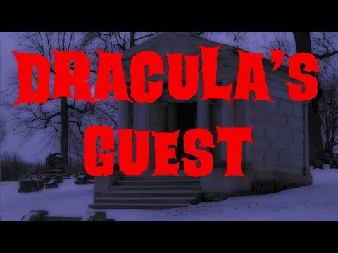 Dracula's Guest by Bram Stoker Reading  book