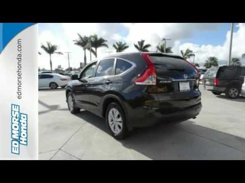 Certified 2013 Honda CR-V West Palm Beach Juno, FL #FH544590A - SOLD