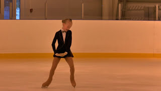 Александра Покатилова, 2008 г.р. 2 сп.разряд КП. 05.12.2017. 1 место!