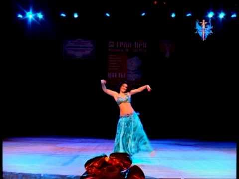 Star or oriental dance-Nour